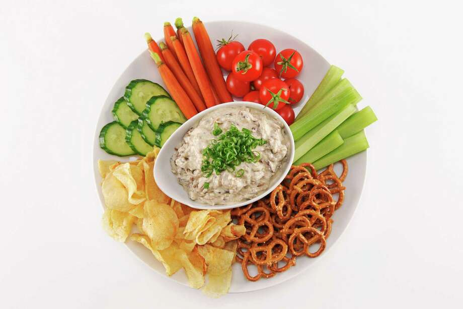 Bourbon  Onion Dip is made with fresh sweet onions and Maker's Mark bourbon. Photo: Maker's Mark / Maker's Mark
