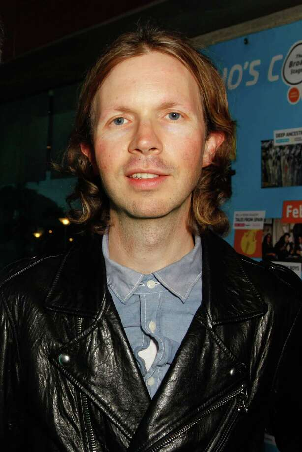 Beck Hansen, pictured the Eli and Edythe Broad Stage on June 14, 2012 in Santa Monica, Calif. Photo: Imeh Akpanudosen, Getty Images / 2012 Imeh Akpanudosen