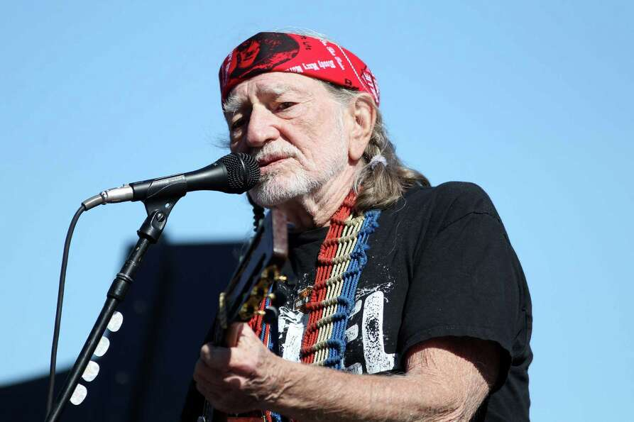 Willie Nelson, pictured performing on Nov. 7, 2010 in Fort Worth, Texas.