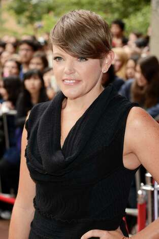 "Natalie Maines attends the ""West Of Memphis"" premiere during the 2012 Toronto International Film Festival on September 8, 2012 in Toronto. Photo: Jason Merritt, Getty Images / 2012 Getty Images"
