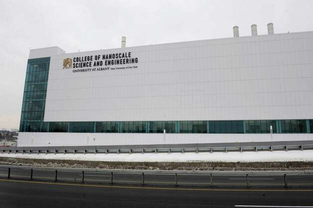 Exterior of College of Nanoscale Science and Engineering University at Albany on Tuesday Jan. 29, 2013 in Albany, N.Y.  (Lori Van Buren / Times Union) Photo: Lori Van Buren