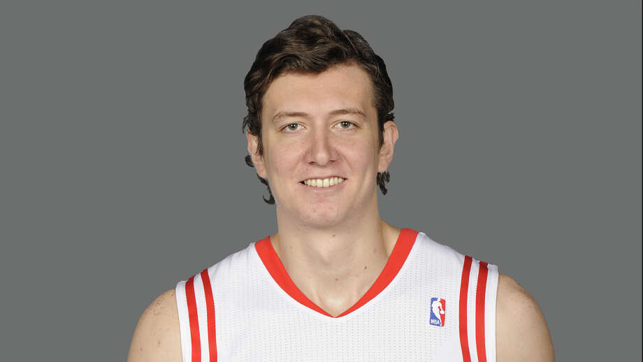 Omer Asik Houston Rockets  2012 NBA photo Photo: NA