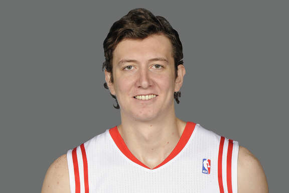 Omer Asik Houston Rockets  2012 NBA photo