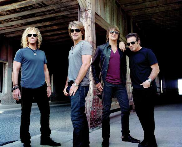 Bon Jovi kicks off its Because We Can tour with a show at the Mohegan Sun Arena on Saturday, Feb. 9. Photo: Contributed Photo