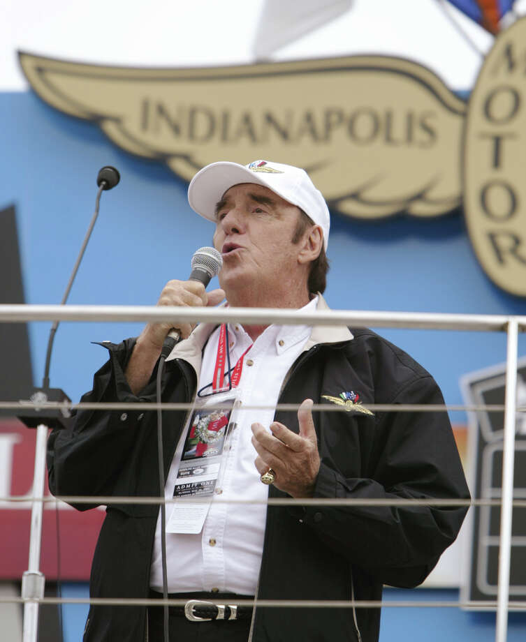Until now, Jim Nabors, shown performing before the Indy 500 in 2004, has never confirmed to the media that he is gay. Photo: MICHAEL CONROY, AP / AP