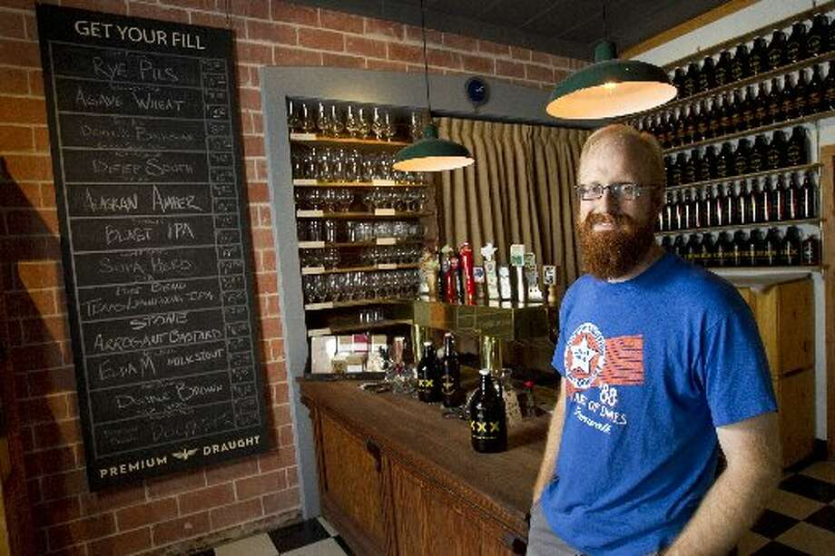 Orr keeps a rotating selection and always has locally brewed options.