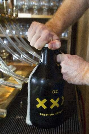 The origin of the name growler is lost to myth, but some quick research suggests the name dates to the late 19th century, when people purchased their to-go beer in cans or pails. Kids were often sent to rush the growler and bring beer home for dad.