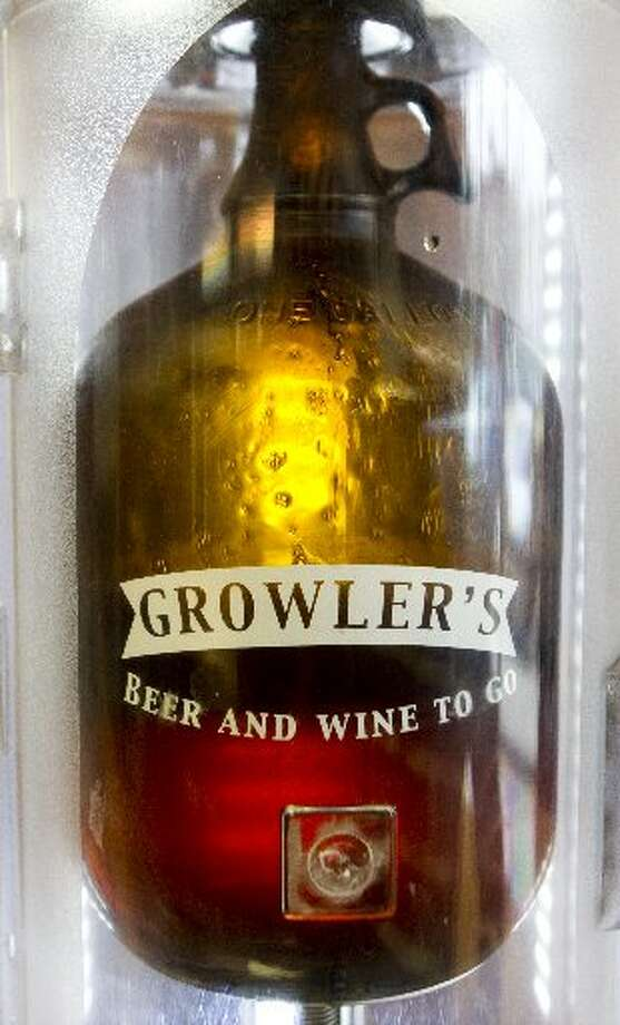 The term growler may have originated from the sound of CO2 escaping from the beer as it sloshed around.