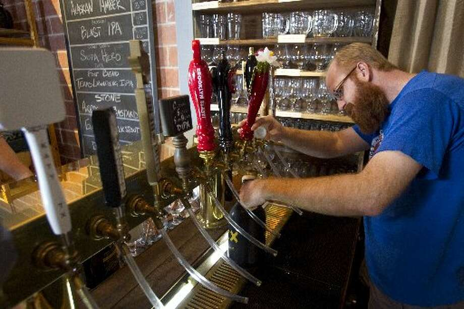 Orr says growlers let people bring the pub experience home with them.