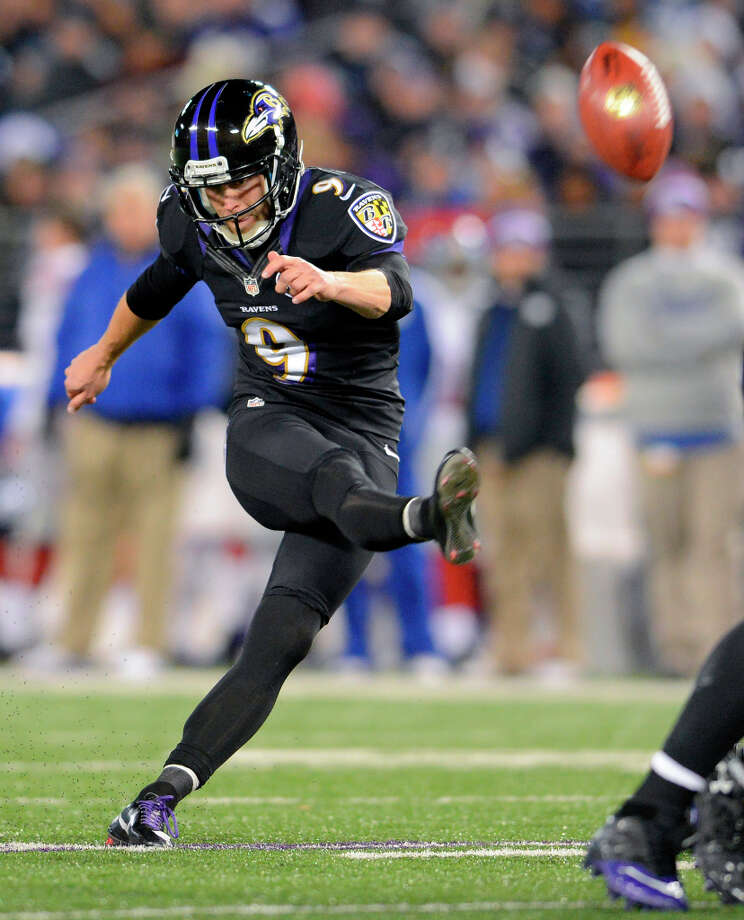 Baltimore Ravens kicker Justin TuckerTucker was born in Houston, grew up in Austin and attended the University of Texas. Photo: Doug Kapustin, McClatchy-Tribune News Service / MCT