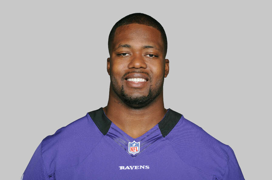Baltimore Ravens defensive end Ryan McBeanMcBean attended high scho