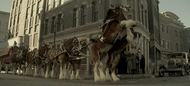 "Budweiser will run its ""Return of the King"" ad during the Super Bowl broadcast on February 5, 2012. (MCT) Photo: Handout, McClatchy-Tribune News Service"
