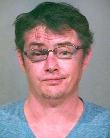 Authorities say 'Dazed and Confused' actor Jason London was arrested on suspicion of assault and disorderly conduct after an Arizona bar fight on Jan. 27, 2013, according to the Associated Press. Other reports also claim the actor defecated in a police car.Scottsdale Police/Handout