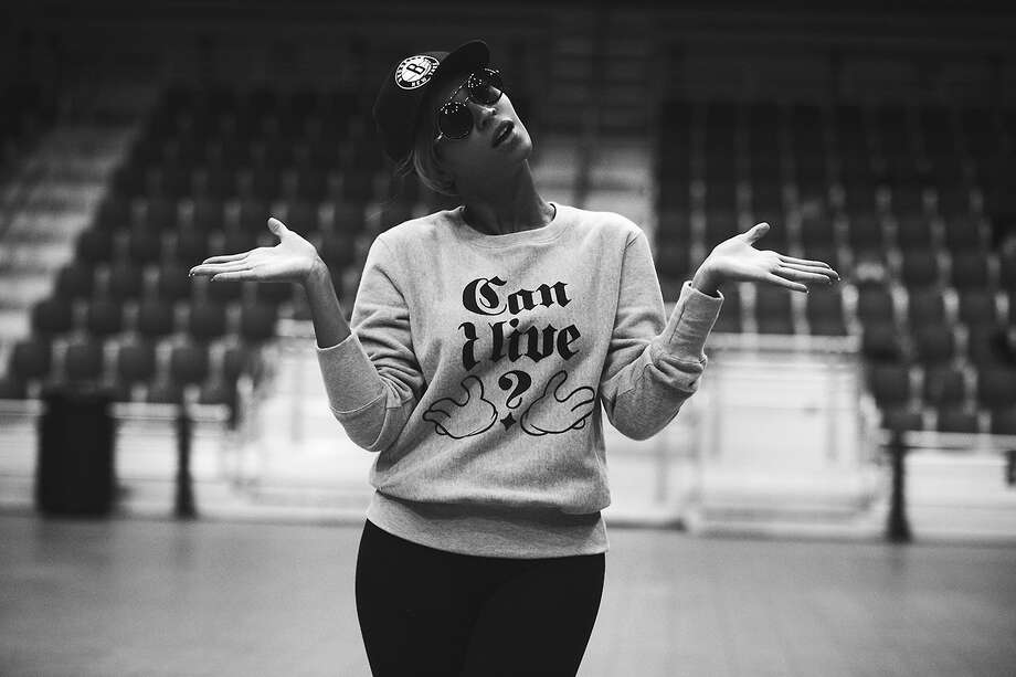 Beyonce releases photos of her Super Bowl halftime show rehearsal in New Orleans. Photo: Iam.beyonce.com