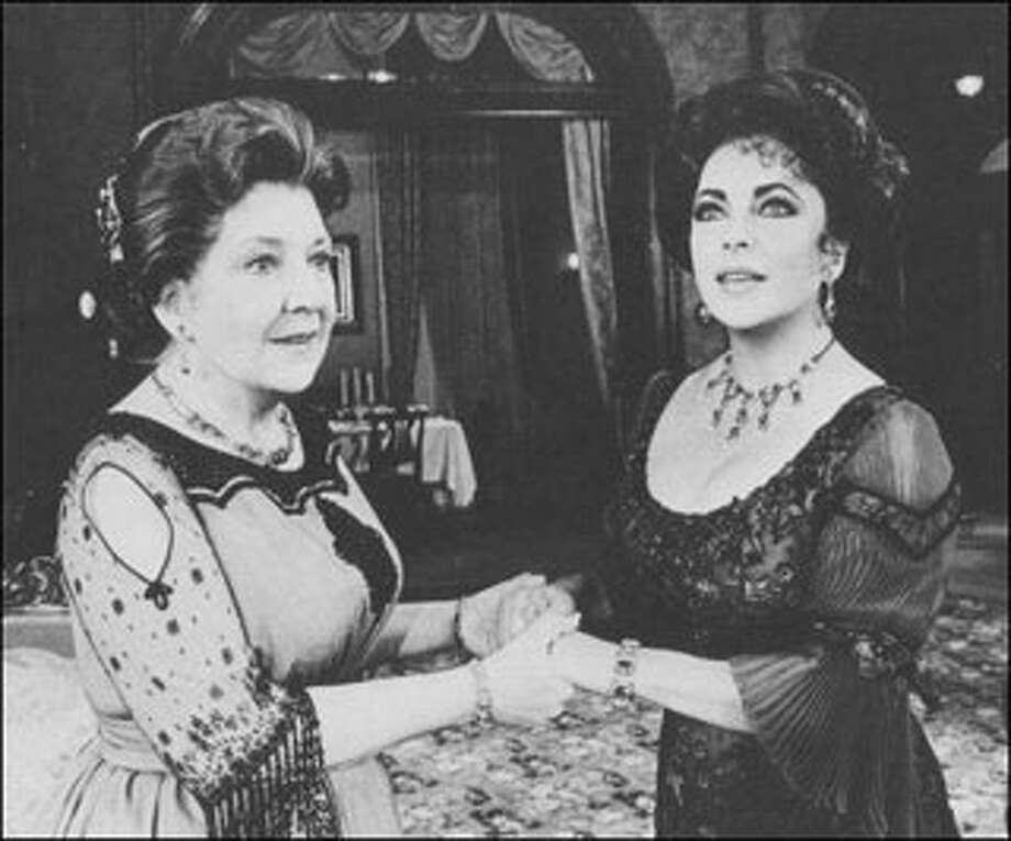 The Little Foxes (with Elizabeth Taylor; Stapleton was nominated for a best featured actress Tony, while Taylor was nominated in the lead category)