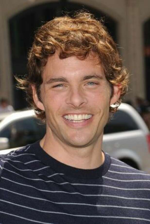 James Marsden -- star of ROBOT AND FRANK.