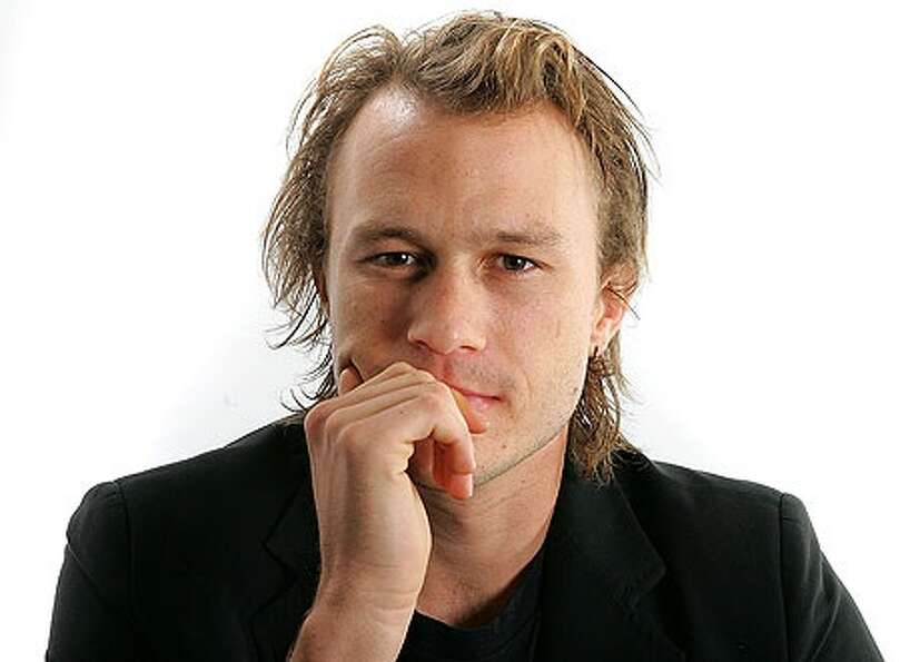 Heath Ledger -- suggested by Jennifer B.