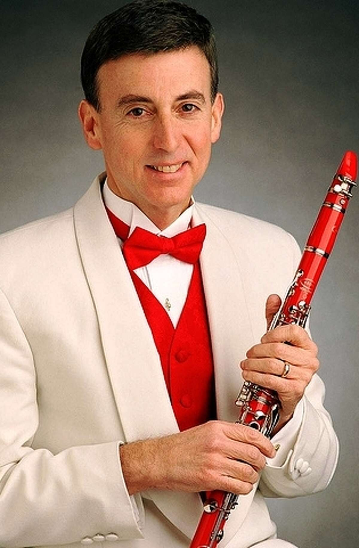 Cleveland Pops Orchestra Conductor Carl Topilow, who's conducting