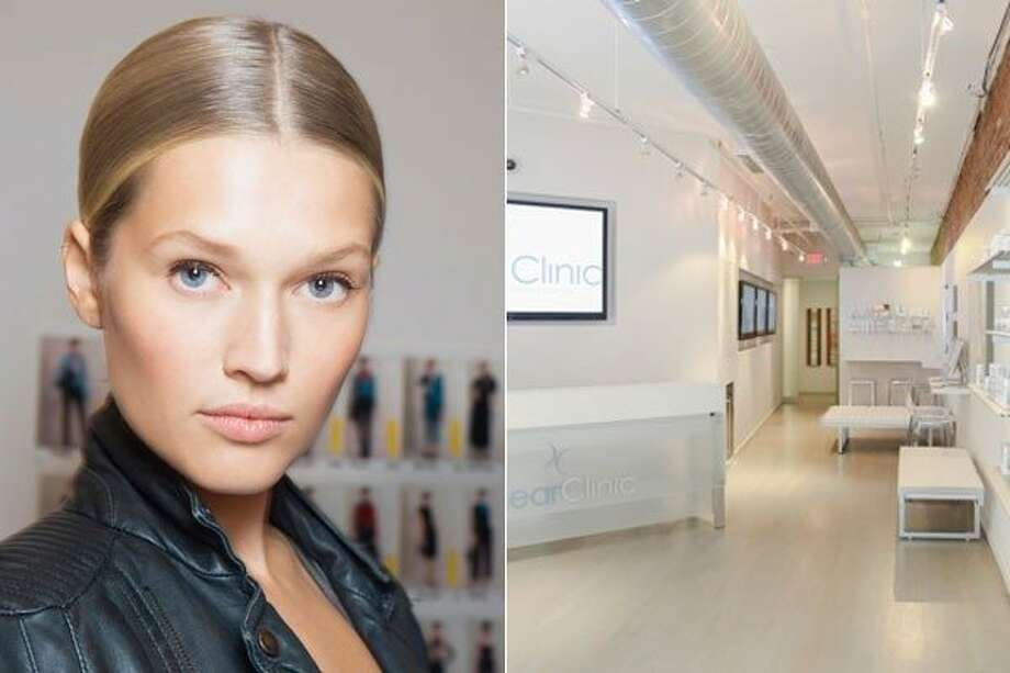"""Time To Hit The Bar  Specialized beauty """"bars,"""" devoted to singular services such as blow-outs, makeup applications and highlights, continue to pop up everywhere. The newest arrival is Clear Clinic, a full-service, walk-in acne treatment center created by top New York-based dermatologist Eric Schweiger. With a flagship location in the Flatiron district and more centers on the way, you can say goodbye to bad skin days for 2013.  Read more: Get Gorgeous By Tonight Photo: Courtesy Clear Clinic, Sean Cunningham"""