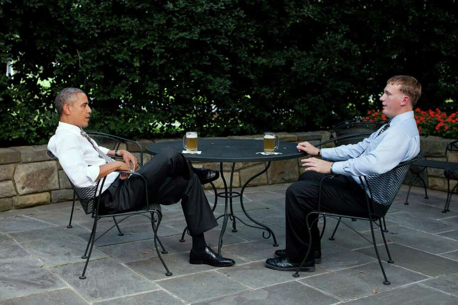 More than 12,000 asked the White House's recipe for their homemade honey ale and the government obliged. The ingredients and instructions were posted and hopefully petitioners got to savor their victory. (RESPONSE: APPROVED) Photo: Pete Souza, The White House / This photograph is provided by THE WHITE HOUSE as a courtesy and may be printed by the subject(s) in the photograph for personal