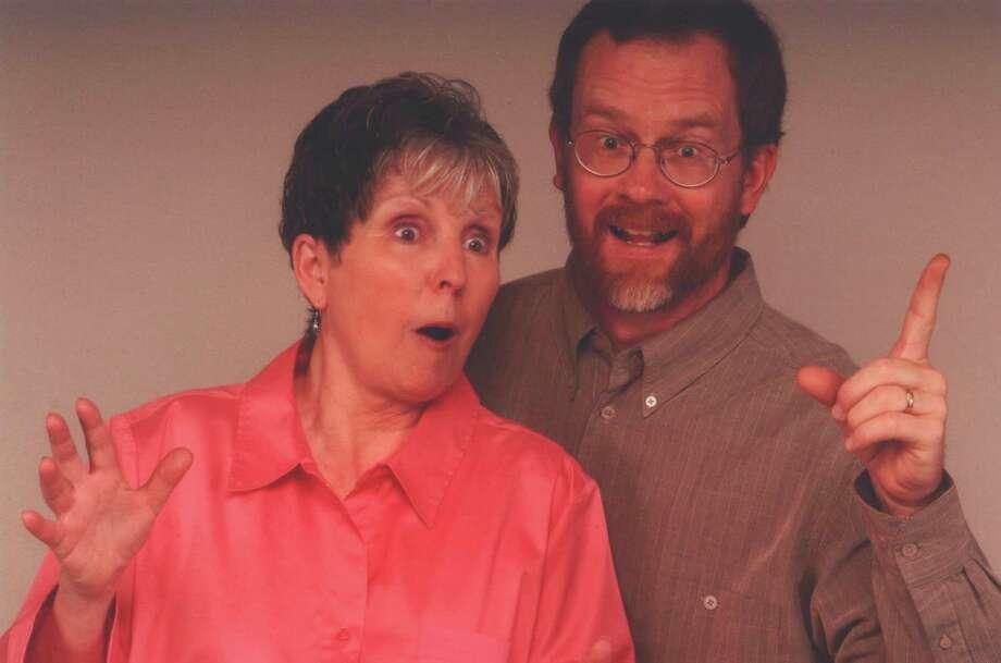 Storytellers Carol Connolly and Don Darmer (Dan Doyle Studio)