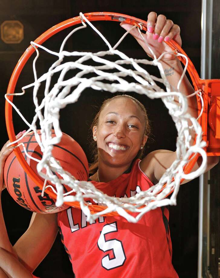 Kalis Loyd became the all-time leading scorer of Lamar women's basketball on January 26, 2013. She is the only player in program history to be in the top-10 for points, rebounds assists and steals. Dave Ryan/The Enterprise Photo: Dave Ryan