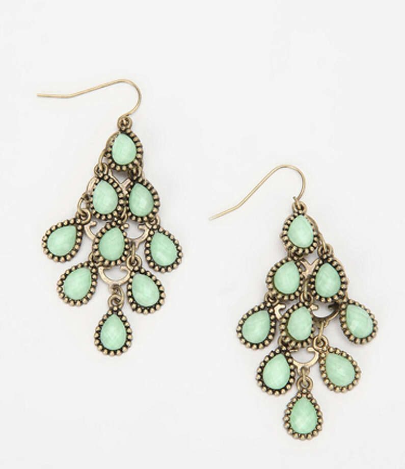 UO chandelier earring ($18), urbanoutfitters.com Photo: Esquire.com