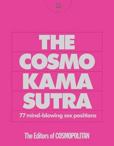 The Cosmo Kama Sutra ($10.47), barnesandnoble.com Photo: Esquire.com
