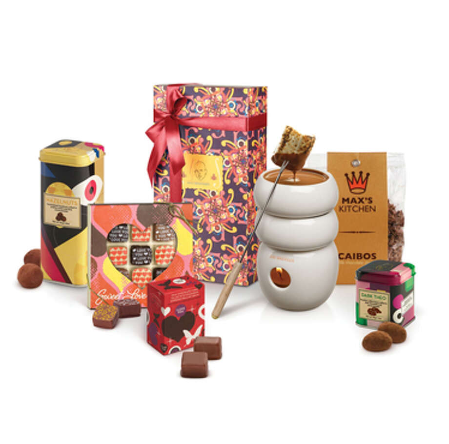 Max Brenner Love Story gift set ($75), maxbrenner.com Photo: Esquire.com