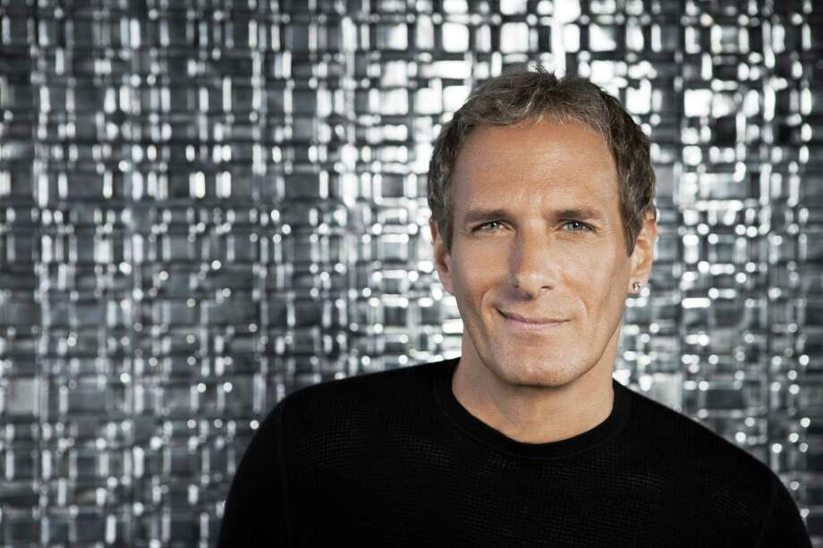 On Thurs., Feb. 14, Michael Bolton will take the stage at the Ridgefield Playhouse for the theaterís Valentineís Day Champagne Gala Fundraiser. The festivities kick off at 6:30 p.m. and Bolton will perform at 8:30 p.m. Photo: Contributed Photo