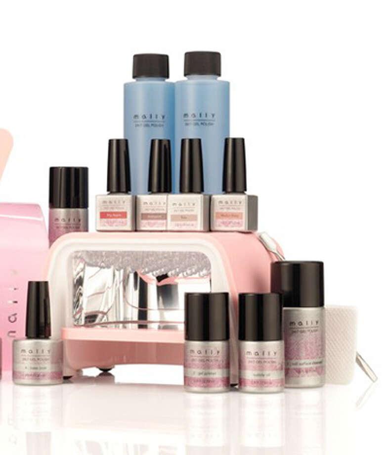 Mally 24/7 Professional 17pc Gel Nail Polish System ($182), mallybeauty.com Photo: Esquire.com