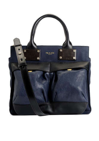 Rag & Bone small pilot bag ($725), Rag & Bone Photo: Esquire.com