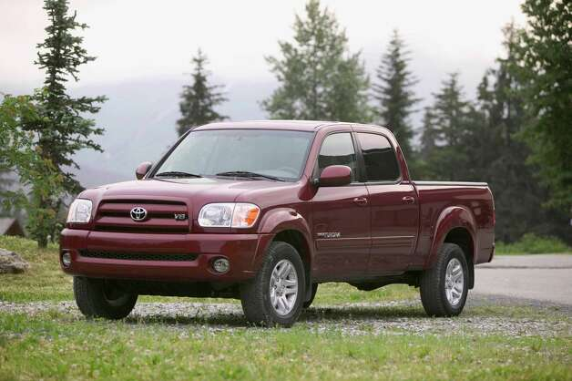 2005 Toyota Tundra Photo: David Dewhurst, Courtesy Photo / David Dewhurst