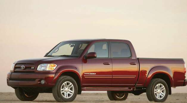 2004 Toyota Tundra Photo: Courtesy Photo