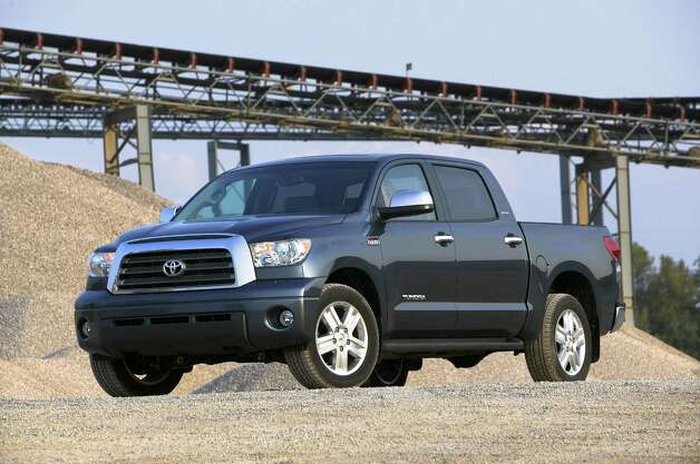 2007 Toyota Tundra Photo: COURTESY PHOTO, Courtesy Photo / © 2007 Toyota Motor North America, Inc.