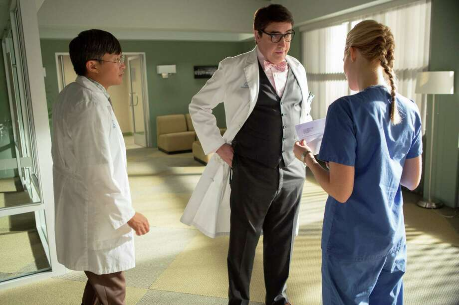 """Monday Mornings,"" a medical drama on TNT, is based on the novel by Dr. Sanjay Gupta. Photo: TNT"