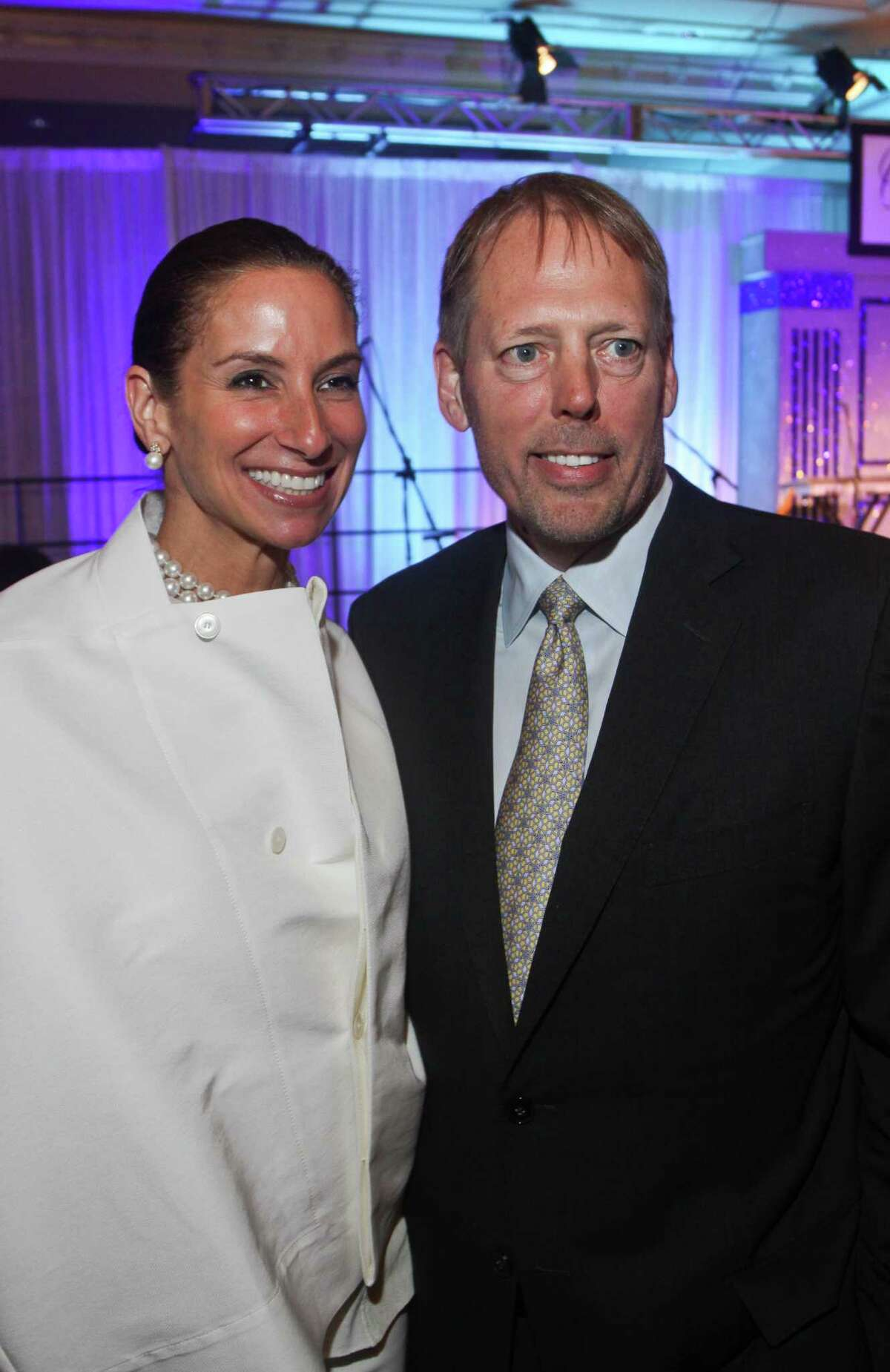 Honoree Lisa Holthouse, making the Best Dressed list for the second time, was also honored along with her husband, Michael Holthouse by Kipp Academy last year.
