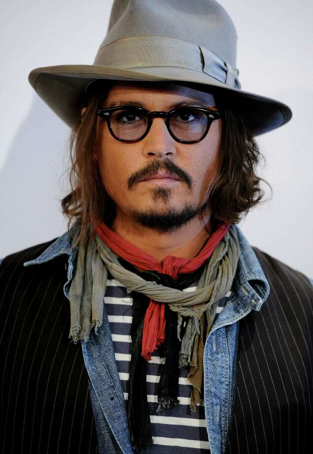 """I immediately related to Damien, what he went through growing up,"" Johnny Depp said in ""48 Hours Mystery.""  Photo: Carlos Alvarez, Stringer / Getty Images Europe"