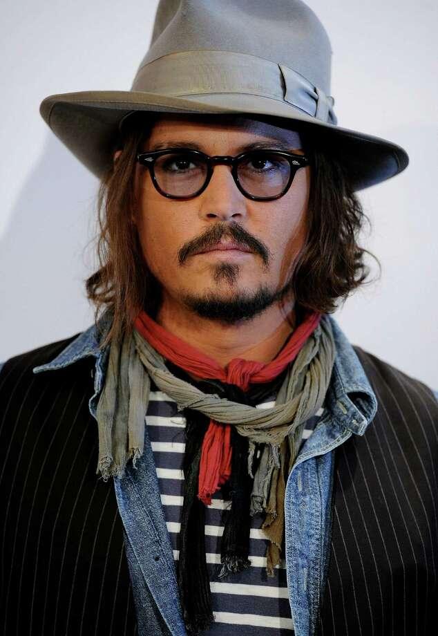 Johnny Depp - Panic Disorder Photo: Carlos Alvarez, Stringer / Getty Images Europe