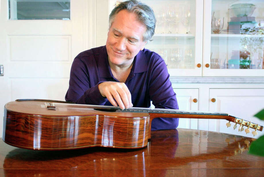 Guitarist Benjamin Verdery performs Monday, Feb. 18, at Yale University, along with masters of the koto, shakuhachi and Theremin. Photo: Contributed Photo / Connecticut Post Contributed