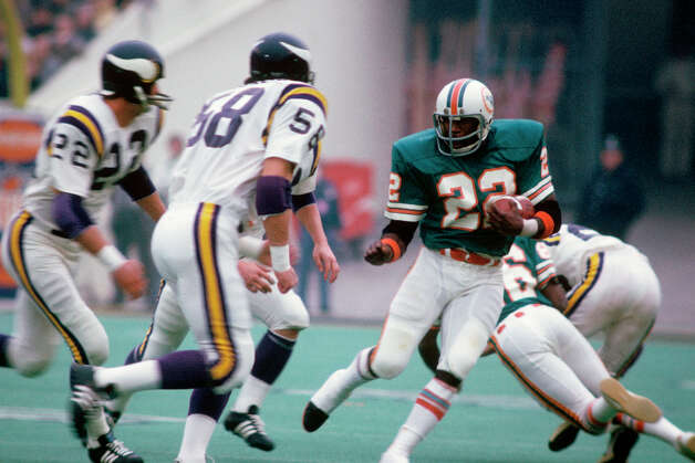 Super Bowl VIII — Jan. 13, 1974 | Houston | Dolphins 24, Vikings 7Performers: University of Texas marching band.This one was all the University of Texas, whose marching band played before the game and at halftime. The halftime theme was ''A Musical America'' and the national anthem was performed by country singer Charlie Pride. Photo: Focus On Sport, Focus On Sport/Getty Images / 1974 Focus On Sport