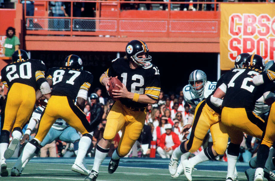 Super Bowl XIII— Jan. 21, 1979 | Miami | Steelers 35, Cowboys 31Performers: Ken Hamilton, various Caribbean bands.Carnival Cruise Lines sponsored the halftime show and gave it a ''Salute to the Caribbean'' theme. Photo: Focus On Sport, Focus On Sport/Getty Images / 1979 Focus On Sport