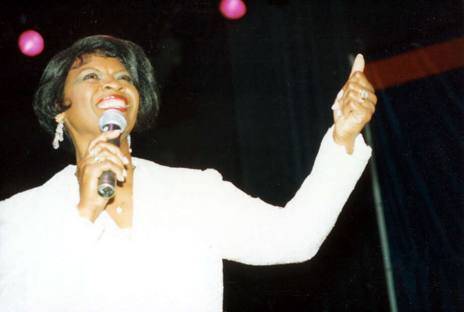 Super Bowl XXIV— Jan. 28, 1990 | New Orleans | 49ers 55, Broncos 10Performers: Irma Thomas (pictured), Pete Fountain, Doug Kershaw, ''Peanuts'' characters.This halftime show was both a ''Salute to New Orleans'' and a tribute to the 40th anniversary of the ''Peanuts'' comic strip. The finale featured a big riverboat being lifted out of the center stage.You can watch the finale of the halftime show on YouTube. Photo: Charles Paul Harris, Getty Images / Michael Ochs Archives