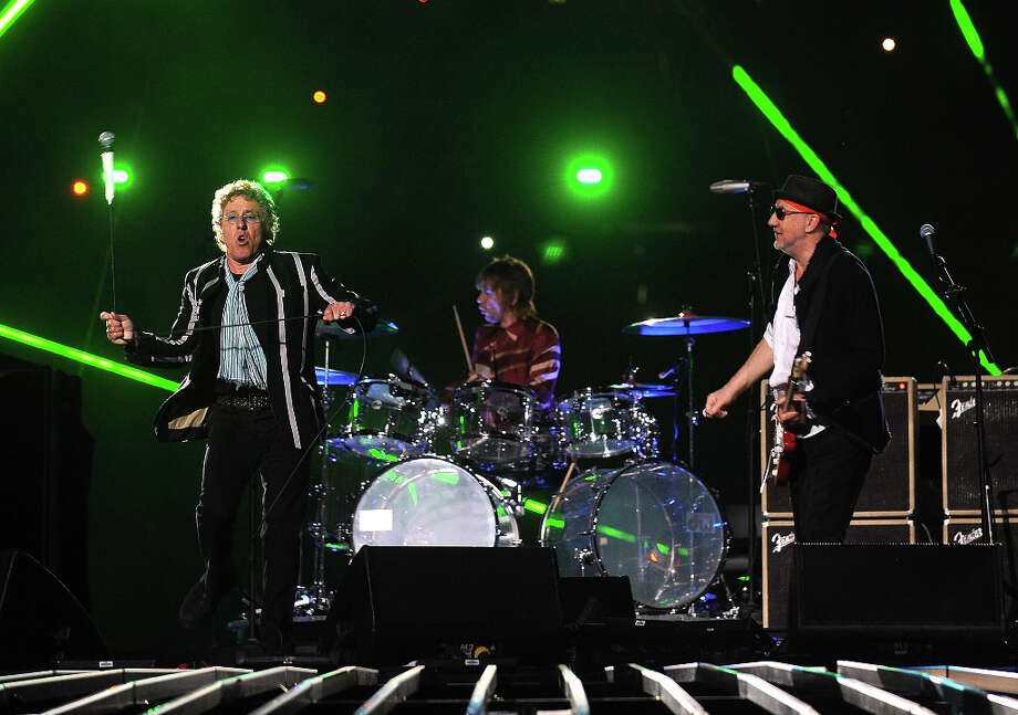 Super Bowl XLIV — Feb. 7, 2010 | Miami | Saints 31, Colts 17Performers: The Who.The Who performed an epic five-song set complete with a laser light show and plenty of other lighting effects. Perhaps of note, the Super Bowl aired on CBS that year, and three of the songs the Who played were the themes for CBS's three ''CSI'' shows.You can watch the entire halftime show on YouTube. Photo: Gustavo Caballero, Getty Images / 2010 Gustavo Caballero