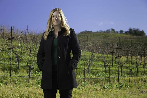 Katy Wilson, LaRue Wines Photo: Scott R. Kline, Special To The Chronicle