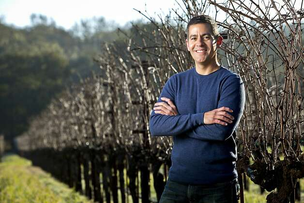 Tadeo Borchardt, Neyers Vineyards Photo: Scott R. Kline, Special To The Chronicle