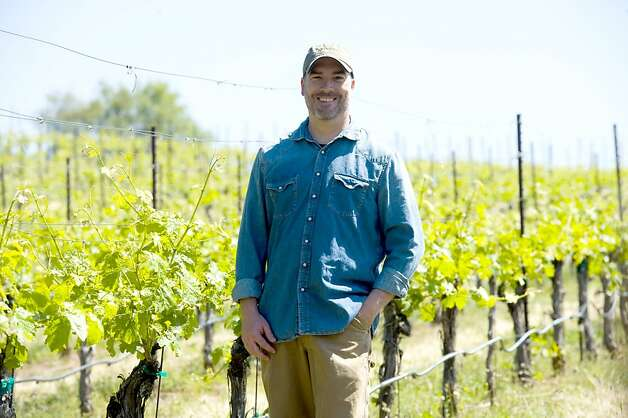 Chris Pittenger, Skinner Vineyards & Winery Photo: Brian Baer, Special To The Chronicle