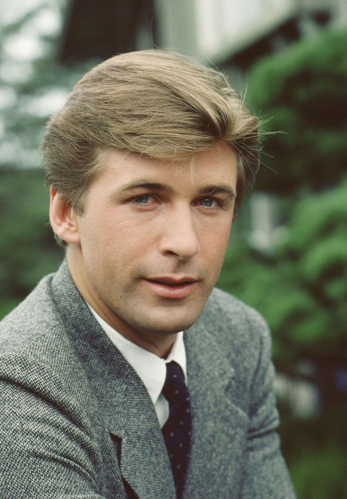 Before Alec Baldwin became a movie star and then Jack Donaghy, he was in the night-time '80s soap ''Knot's Landing,'' for which he's pictured.