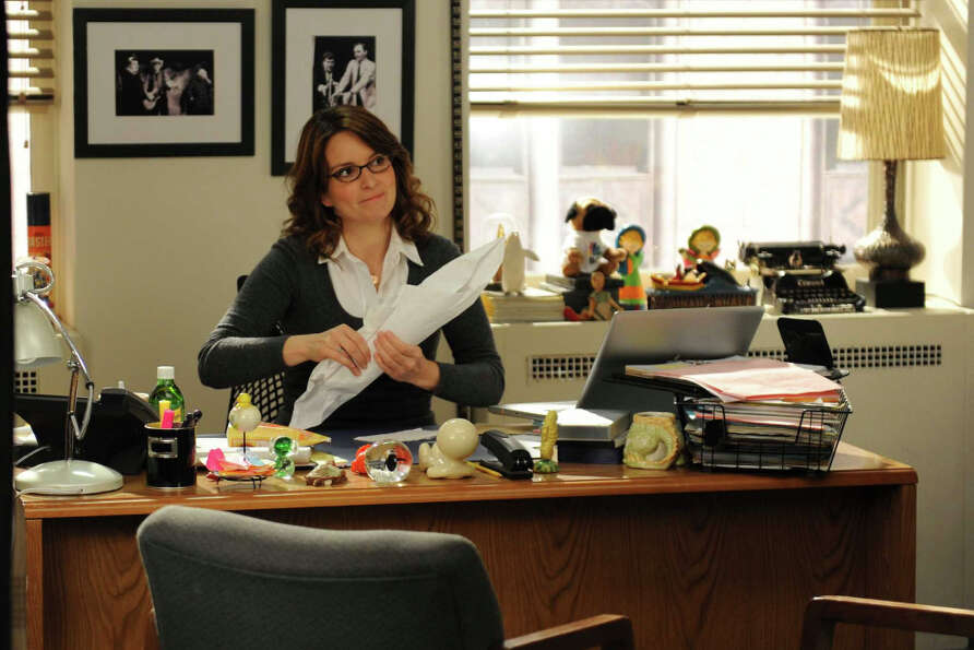 We'll miss you Liz Lemon.