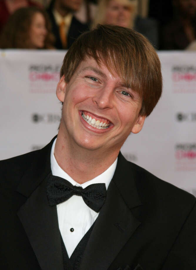 Jack McBrayer in 2007.  Photo: Mark Davis, Getty Images / 2007 Getty Images